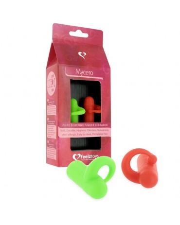 Micro Finger - vibratori da dito 2 pezzi