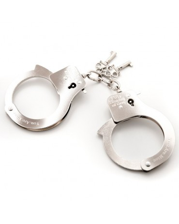 Fifty Shades of Grey - Metal Handcuffs