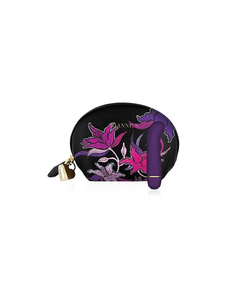 RIANNE S ESSENTIAL - Mini G Floral Deep Purple