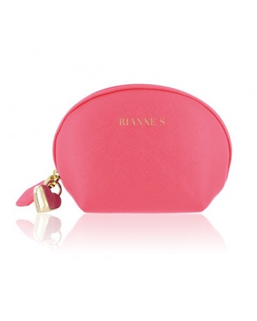 RIANNE S ESSENTIAL - PUSSY PLAYBALLS CORAL BAG