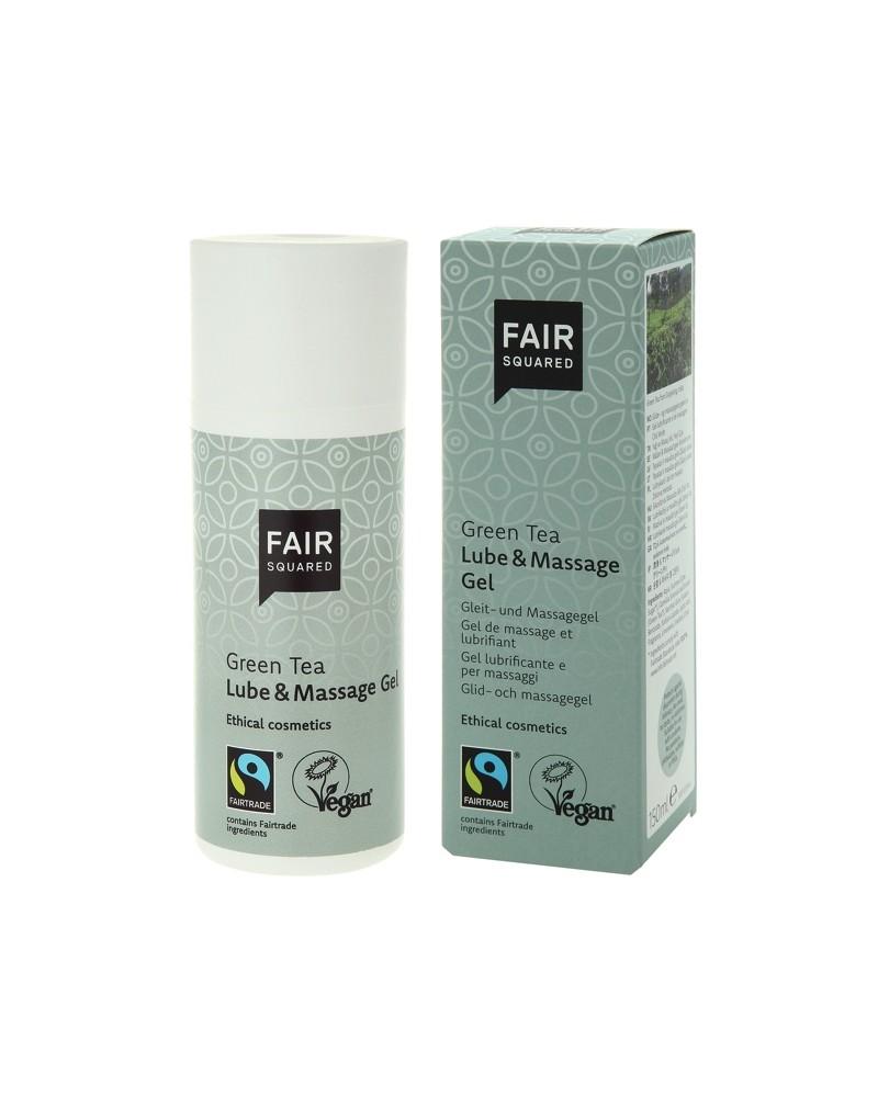 Fair Squared - Lube & Massage Gel Green Tea