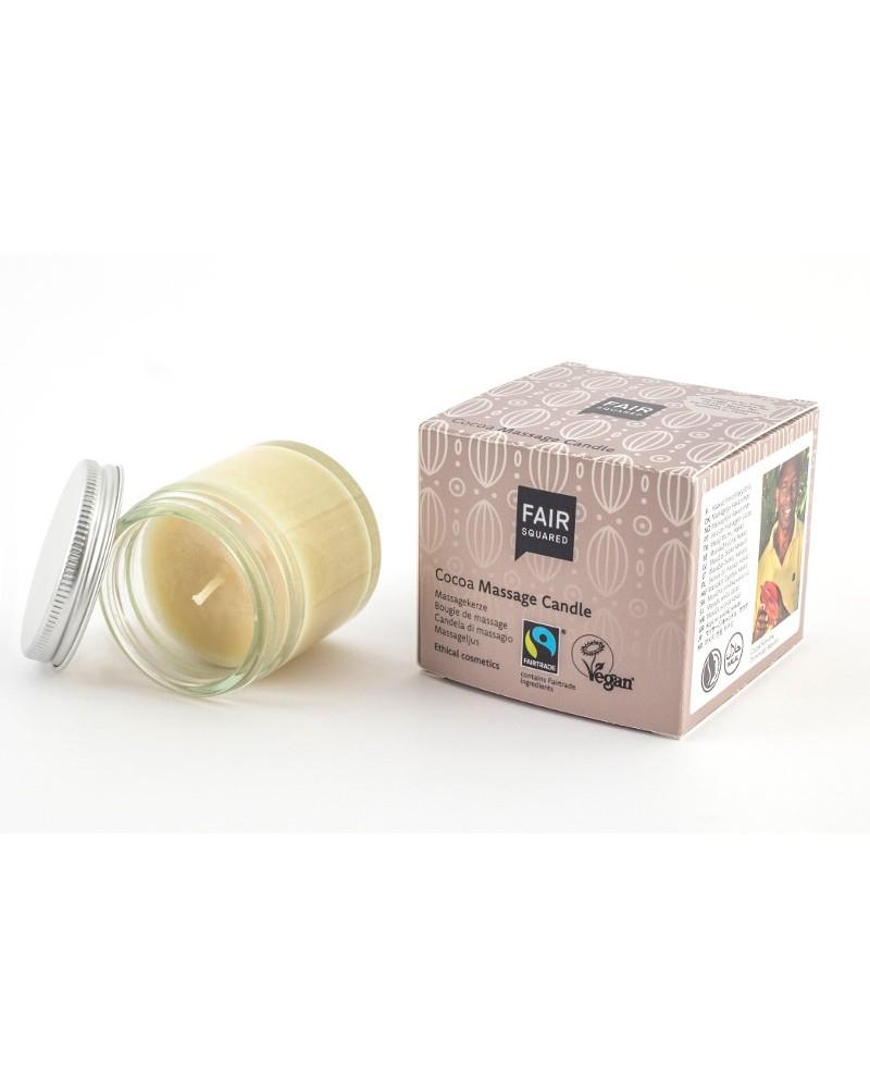 Fair Squared - Cocoa Massage Candle