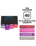 Durex - PEI Fun Explosion - 40 pezzi
