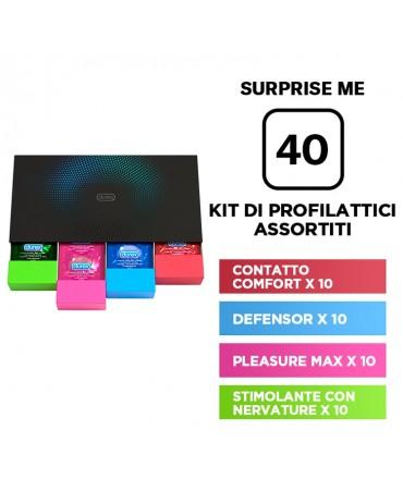 Durex PEI Surprise Me - 40 pezzi
