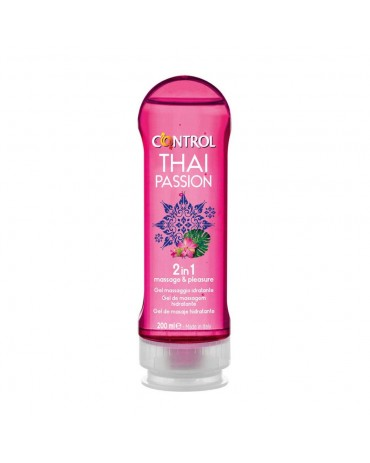 Control 2in1 massage & pleasure Thai Passion
