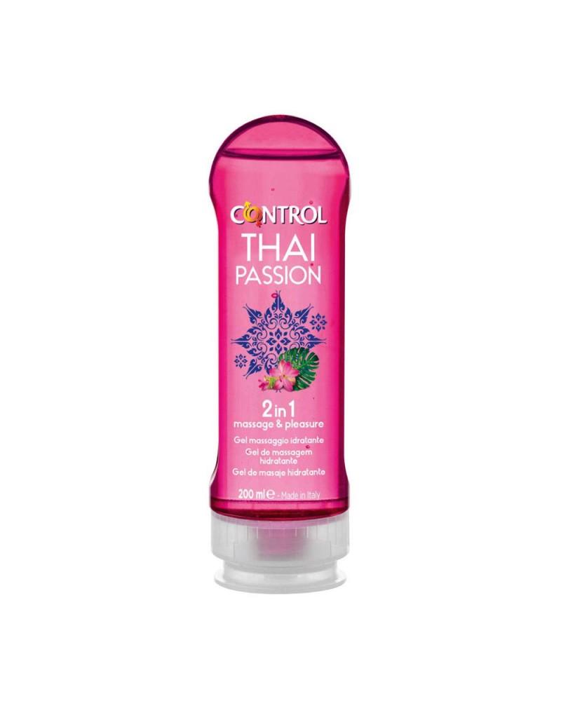 Control 2in1 massage & pleasure Thai Passion