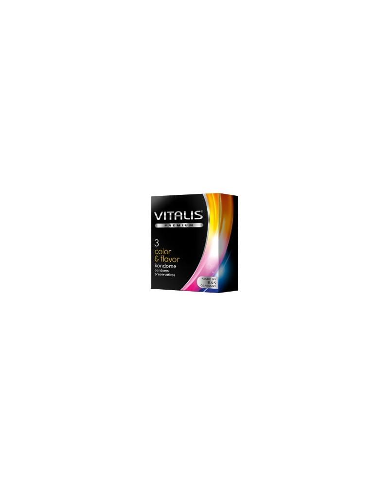 Vitalis Color & Flavor - 3 pezzi