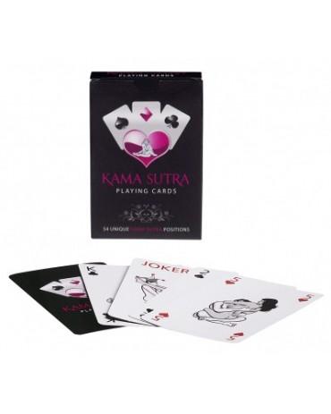 Kama Sutra cards - 54 carte da gioco