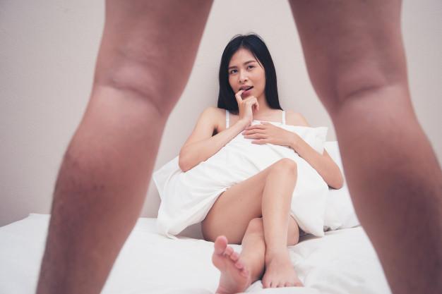 erezione degli organi genitali maschili)