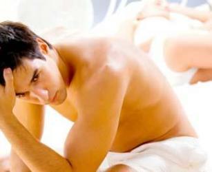 Disturbi dell'erezione: le cause