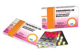 Pillola Contraccettiva Trinordiol