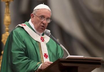 papa insiste sulla castità