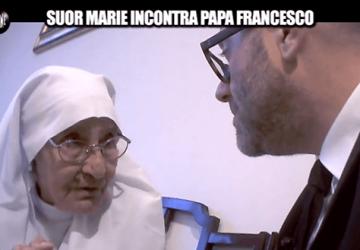 intervista a suor marie sul tema condom