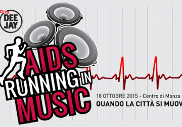 Aids running in music