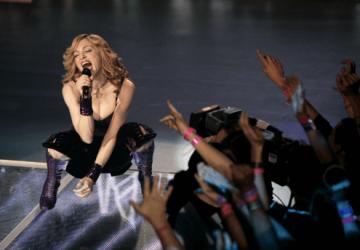 Dichiarazioni sul sesso della pop star Madonna