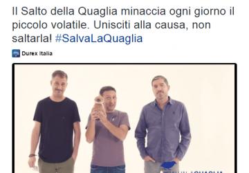 #salvalaquaglia: iniziativa di durex con il trio medusa