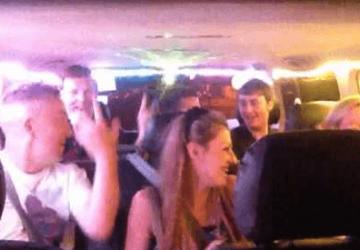 iniziativa della National Radio Cabs a dublino