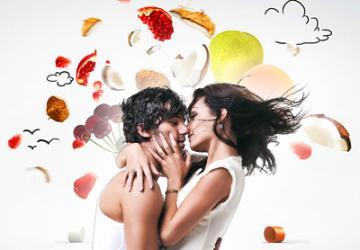Aumenta il piacere con i condom fruttati