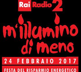 manifesto m'illumino di meno, campagna di Rai radio2