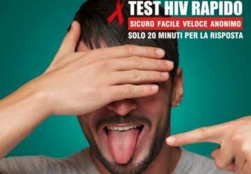 Test Hiv rapido, risposta in 20 minuti
