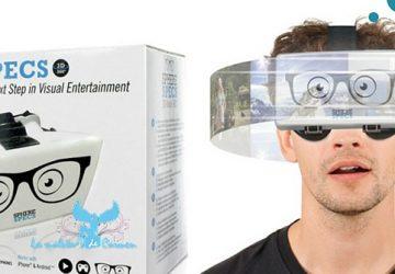 Occhiali realtà virtuale 3D sphere specs