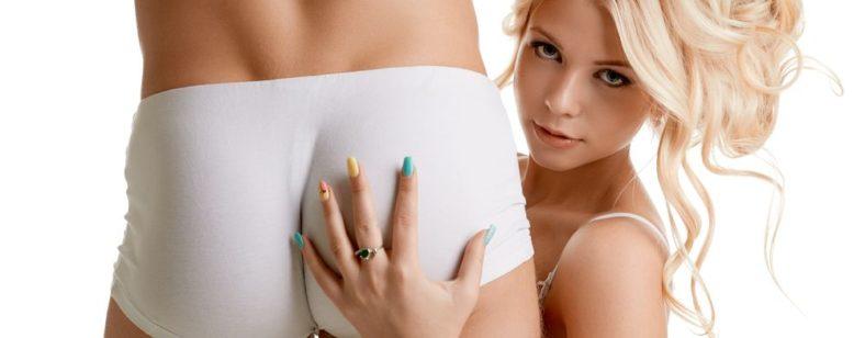 Massaggio prostatico durante il sesso