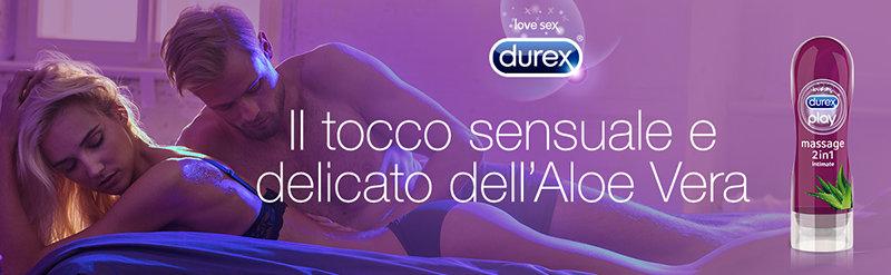 Durex Massage Aloe Vera
