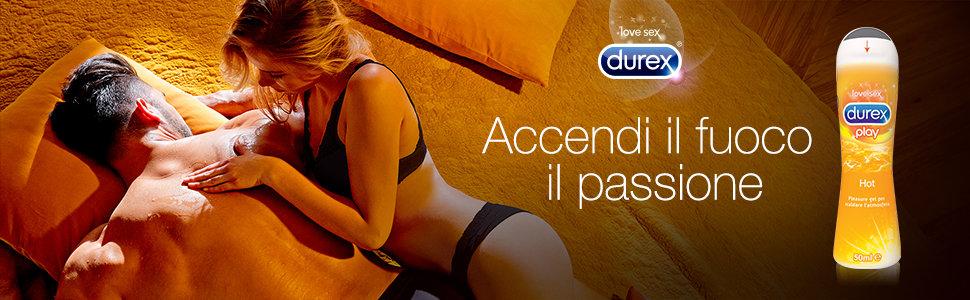 Durex Pleasure gel Hot