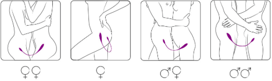 vibratore per la coppia adrine lastic