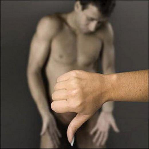 Frigidità maschile e ritrovo del piacere sessuale