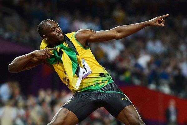 Non tutti vogliono essere veloci come Bolt