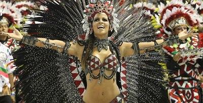 Rio de Janeiro: Sesso sicuro nel Carnevale