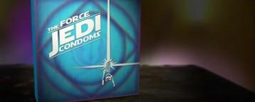 The Force Jedi Condoms