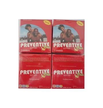 Fake Condom: Non comprate Preventive Plus