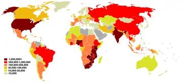 HIV E AIDS: i dati statistici dal 2006 al 2012