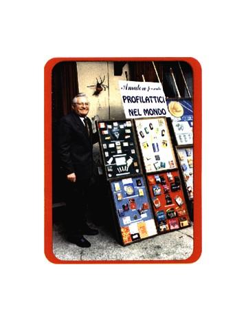 Collezione di preservativi da Guinness dei Primati