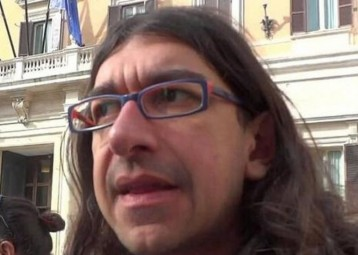 Gabriele Paolini, profeta del condom e disturbatore tv