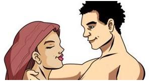 Posizione sessuale la proposta