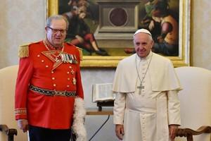 Condom Gate: scontro tra i Cavalieri di Malta e il Vaticano