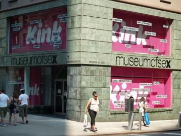 Il più grande Museo del Sesso a New York