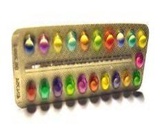 Pillole Contraccettive: sesso meno intenso