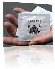 Papa: se non si vuole suggerire l'utilizzo del preservativo, non si può almeno evitare di demonizzarlo?
