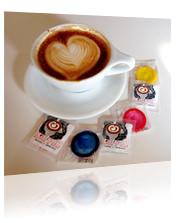 Prevenire, bevendo un caffè
