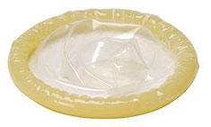 Preservativo arrotolato