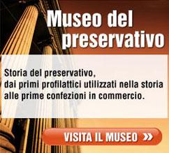 visita il museo del preservativo
